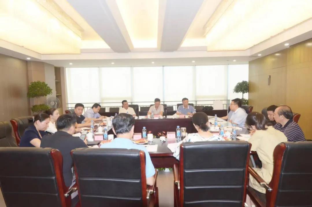 简讯 | 8.7市装协召开常务副会长会议